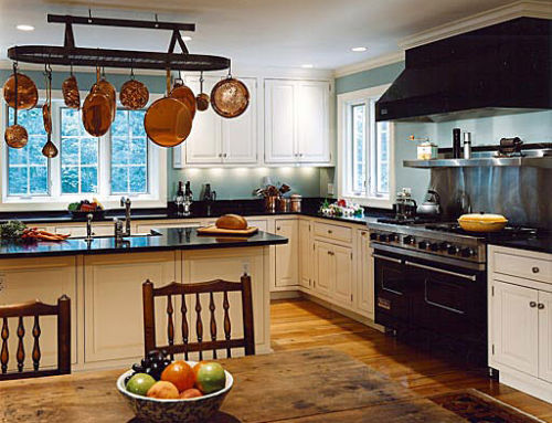 The Ingredients for a Professional Style Kitchen at Home