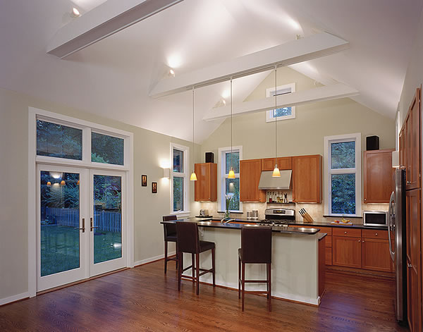 Custom kitchen remodeling contractor in the Northern VA including Arlington, Fairfax, Alexandria, Falls Church and McLean VA