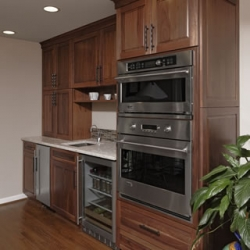 Kitchen remodeling - double oven