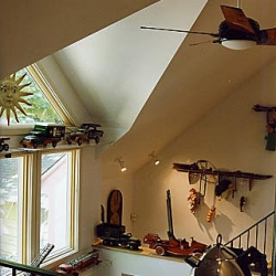 Attic and loft remodeling