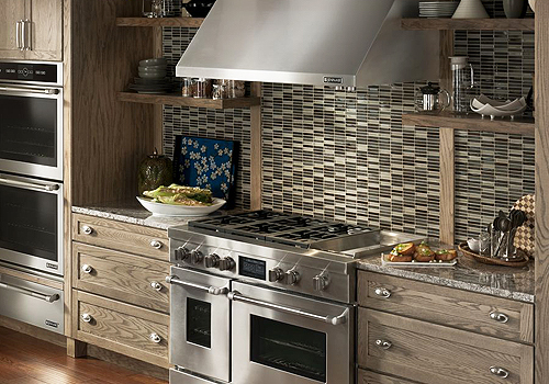 Kitchen Design and Remodeling - Photo: Jenn-Air