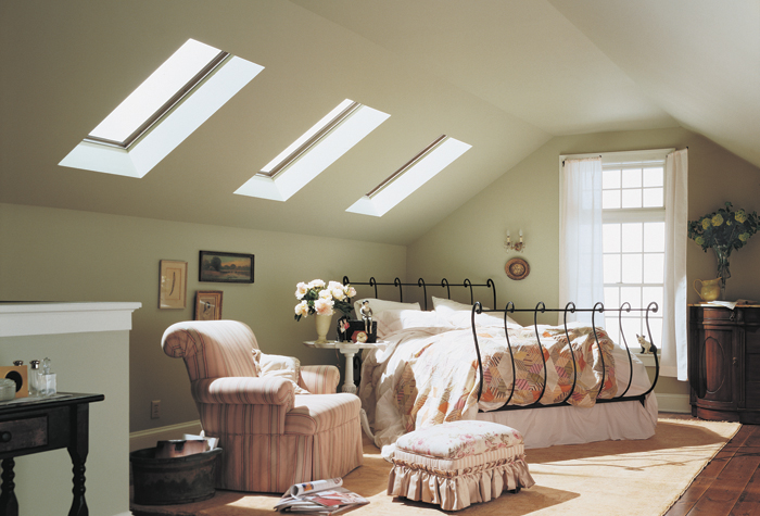 Attic remodeling photo & Attic Finishing u0026 Conversions: Things Are Looking Up - Merrill ...