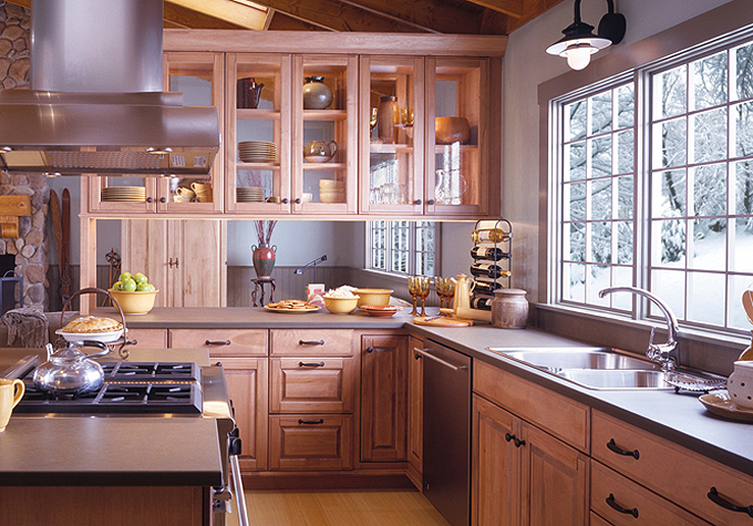Kitchen Cabinet Styles By Woodmode Cabinets