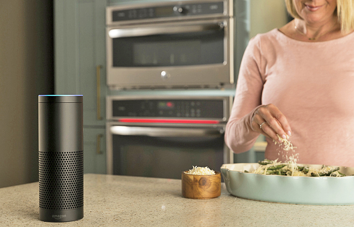 GE appliances with smart home connections to Alexa