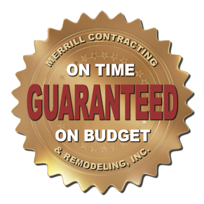 guarantee remodeling Northern VA Merrill