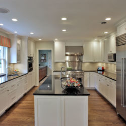 custom kitchen remodel in northern va