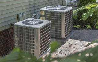 exterior heat pump air conditioner units