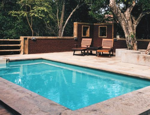Storing Pool and Lawn Supplies Safely – Maintenance Tip